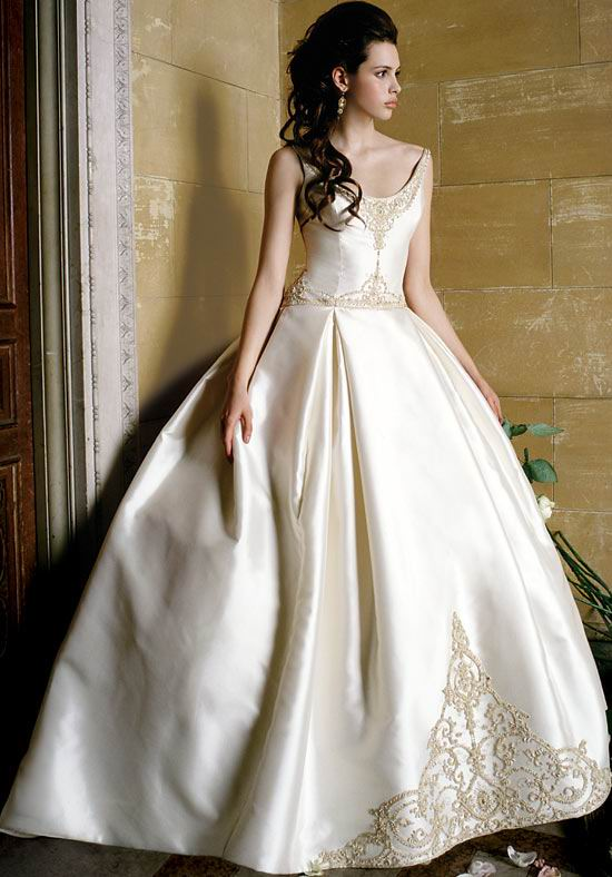 wedding by designs gold wedding dresses
