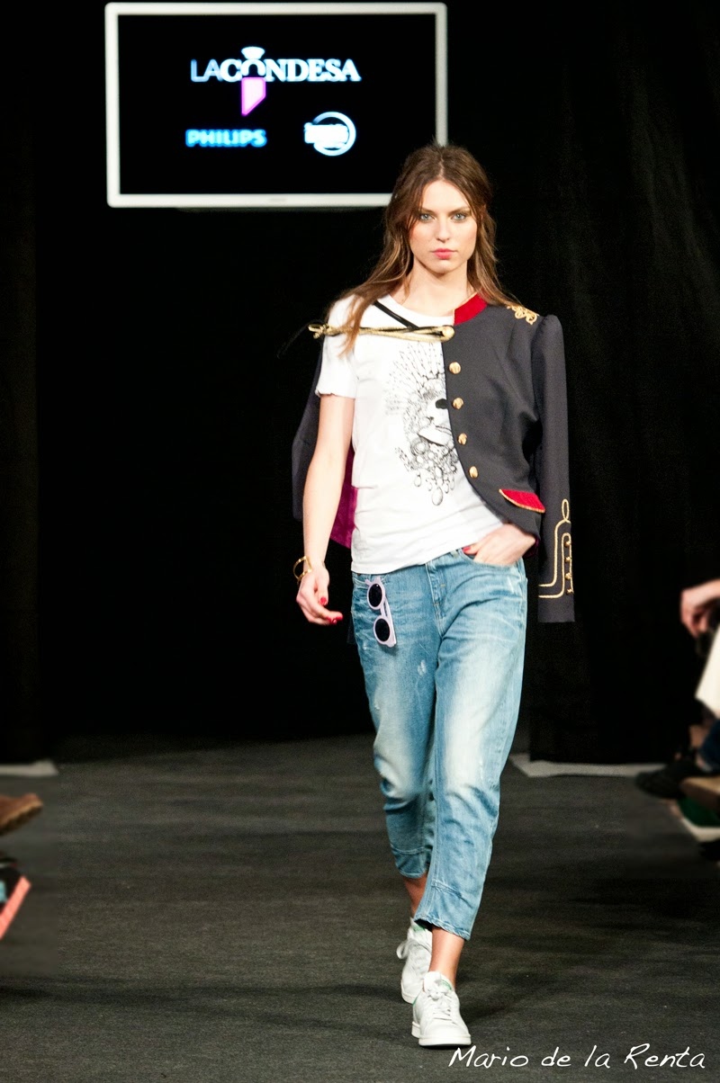 Seagram´s MF Show Women Day 2 Fall Winter 2014 The 2nd Skin and Co La Condesa