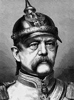 Otto von Bismarck kanclerz Niemiec