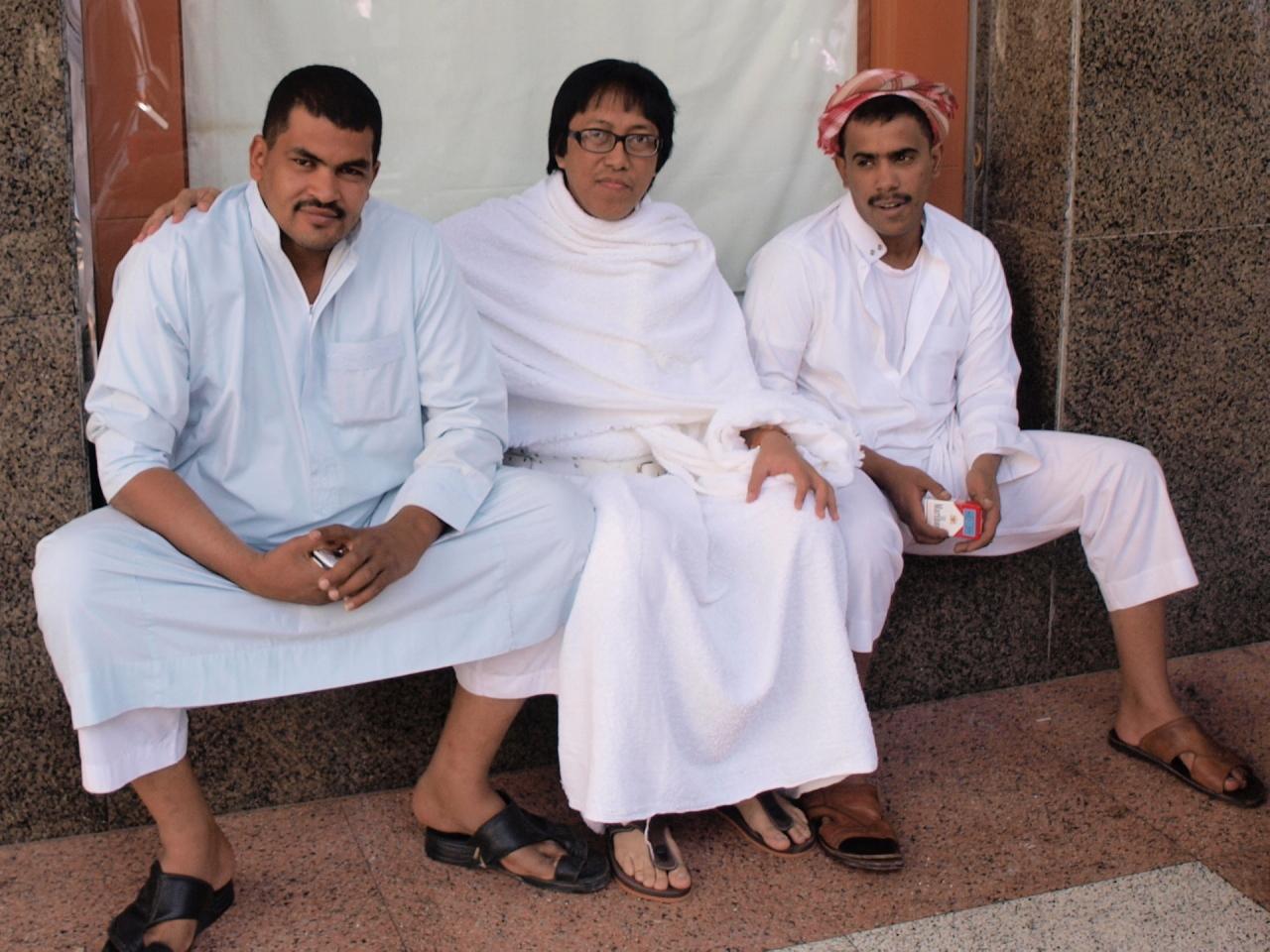 Cara Duduk Arab Seperti Inilah