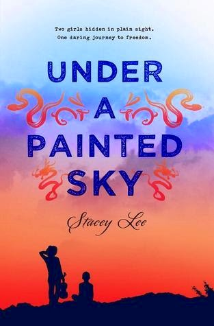 http://www.amazon.com/Under-Painted-Sky-Stacey-Lee/dp/0399168036/