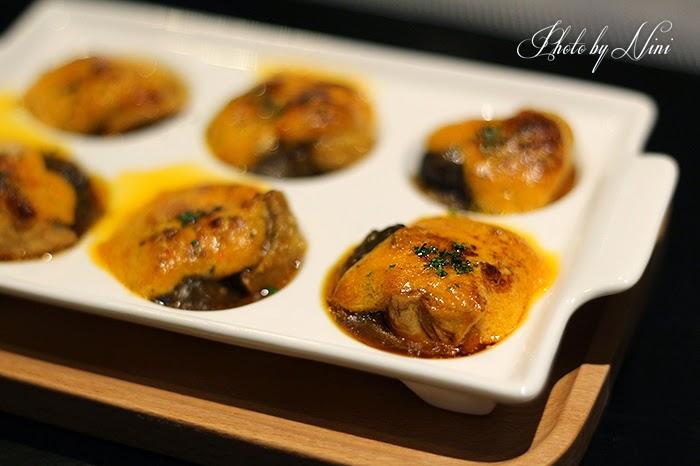 【台北中山區】好食House。焗烤法式胡椒田螺盅