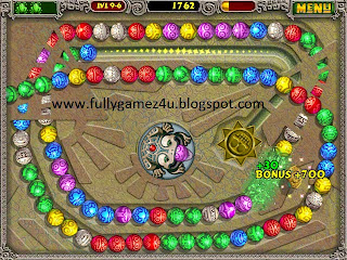 Download Free Zuma Deluxe Game 100% Working