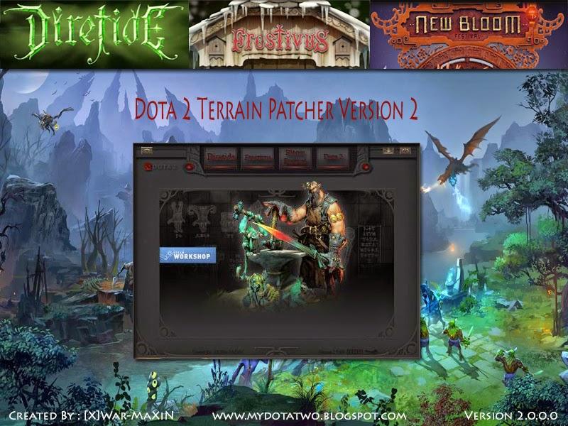 download my dota 2 mod download dota 2 terrain patcher version 2
