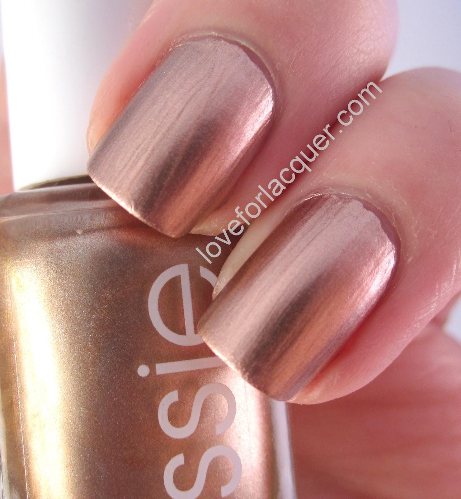 Mirror Nail Polish Essie - Creative Touch