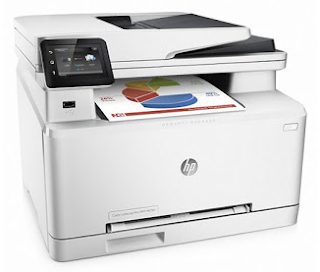 HP Color LaserJet Pro MFP M274n Driver download