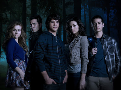 Teen Wolf TV Series Cast