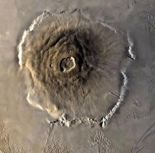Volcan mas alto