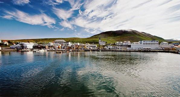 Ballenas en Husavík: Avistamiento de ballenas en Húsavík