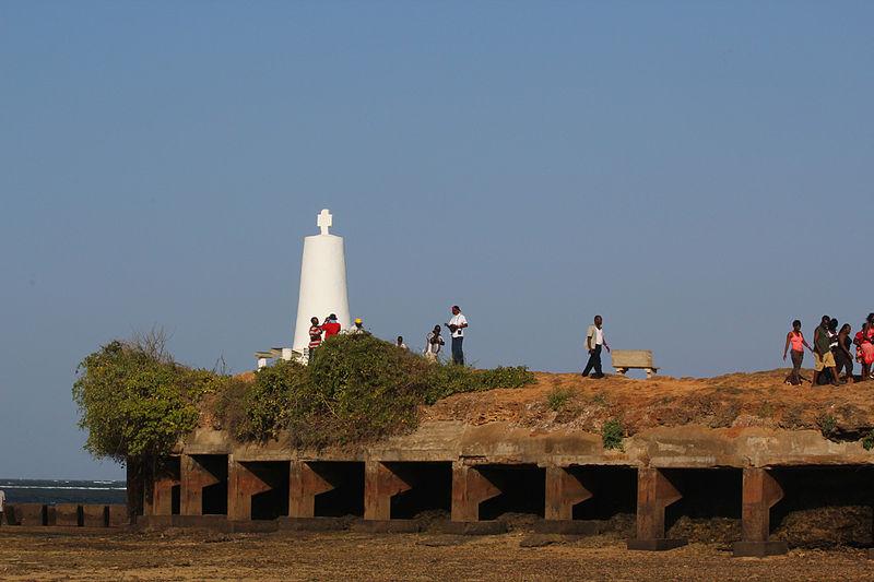 Vasco da Gama Pillar in Malindi