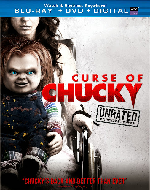 Curse of Chucky 2013 Unrated BluRay 300mb ESub
