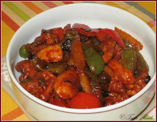Taste Buds: Malaysian mango chicken