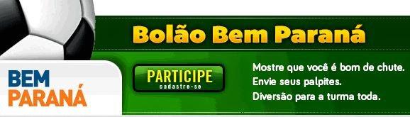 Bolão Bem Paraná Campeonato Paranaense