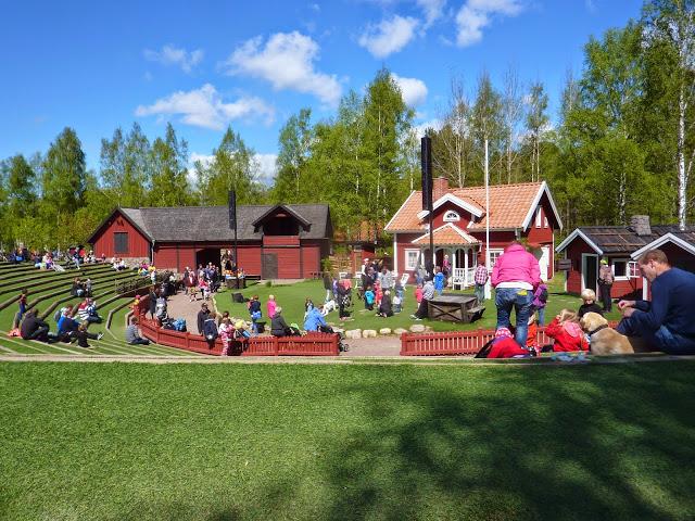 Matka Astrid Lindgrenin maailmaan Vimmerbyhyn. 1.