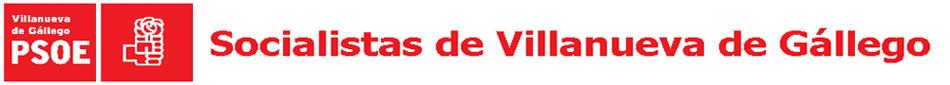 Socialistas de Villanueva de Gállego