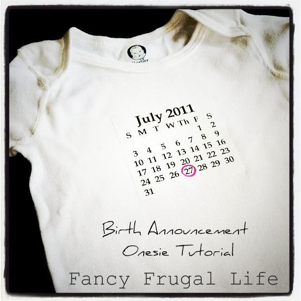 Baby Gift Announcement Ideas : Pregnancy announcement babygaga