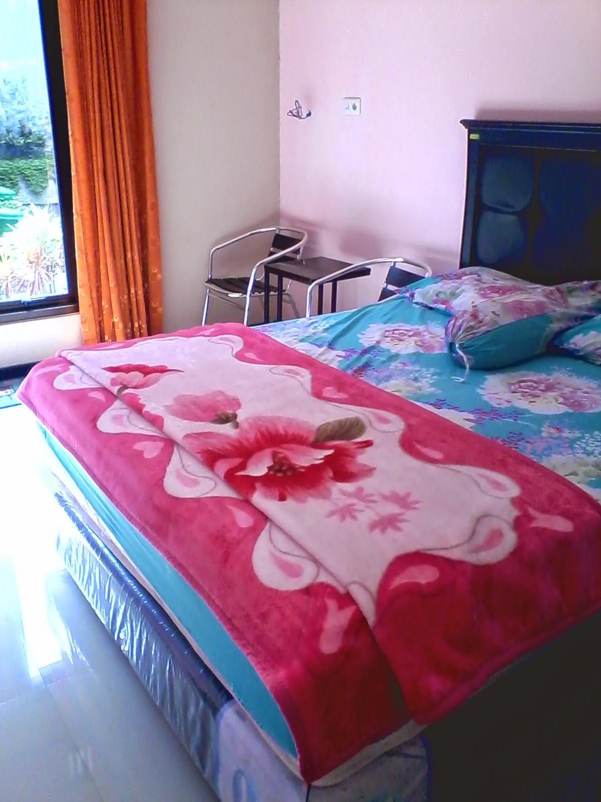 Rombongan Wisata 1 Sampai 100 Kamar Tidur Yang Di Lengkapi Fasilitas Tv Mandi Whater Heater Tiap Berfasilitas Semi Hotel Murah Meriah