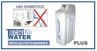 descalcificadores agua dura domesticos precios plus