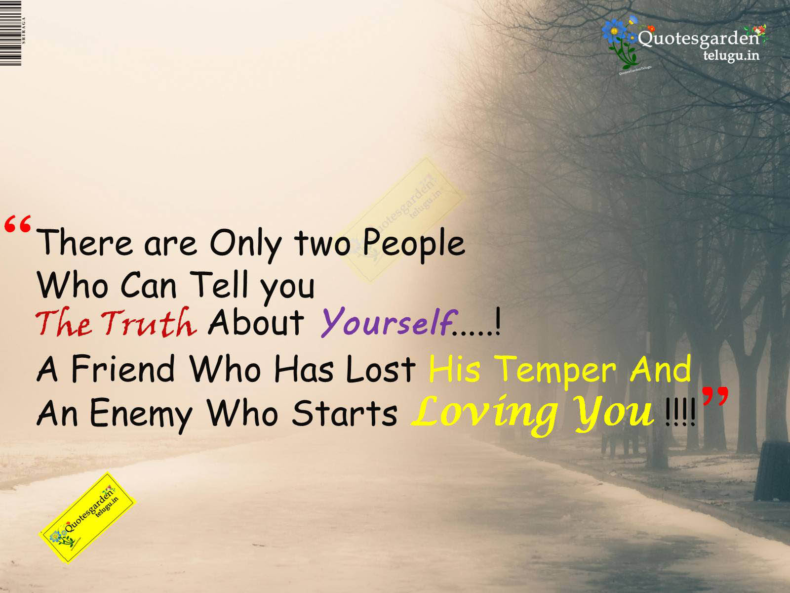 latest quotes about life   friend and enemy quotations   best inspirational quotes to know who