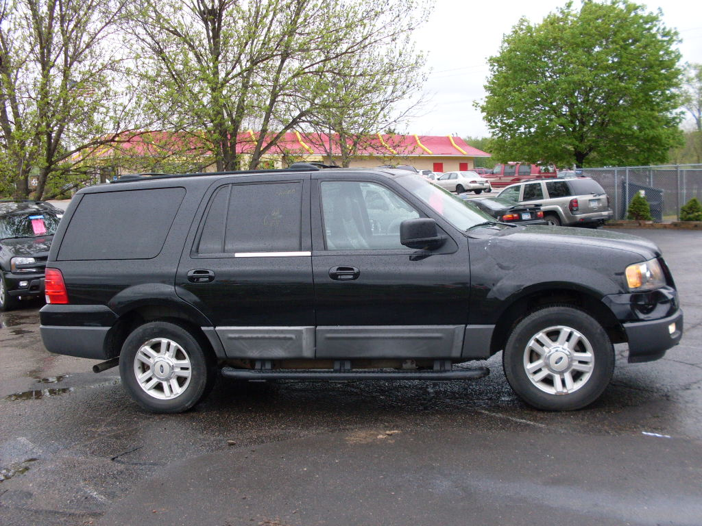 ride auto  ford expedition fx  passenger leather   minor damage
