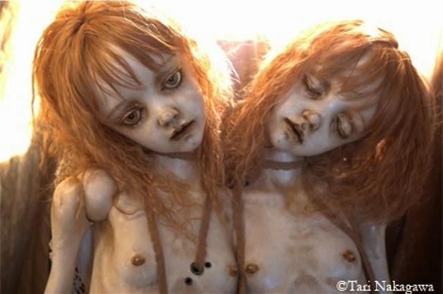 Las Aterradoras Muñecas de Tari Nakagawa