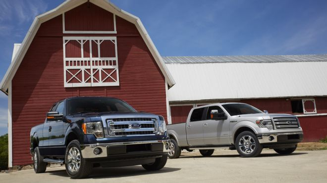 Ford F-150 Tops Toyota as Most American Vehicle