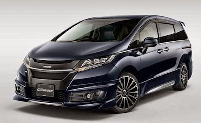 Provide Direct Mugen Modification Package All New Honda Odyssey