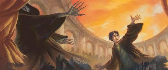 Lançamento de 'Harry Potter e as Relíquias da Morte' completa 6 anos | Ordem da Fênix Brasileira