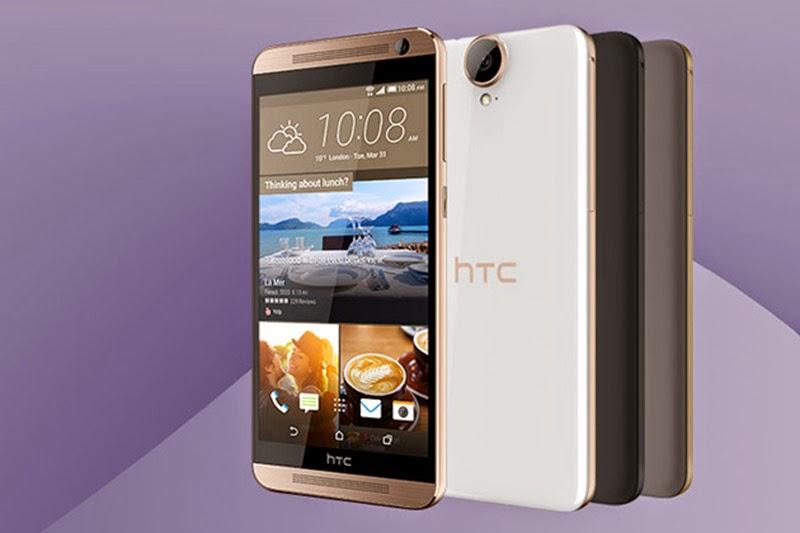 الكشف رسميا عن هاتفي HTC One E9 و +HTC One E9