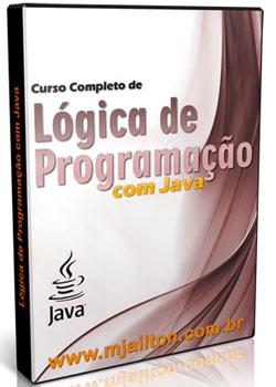 Curso  Lógica de Programação com Java