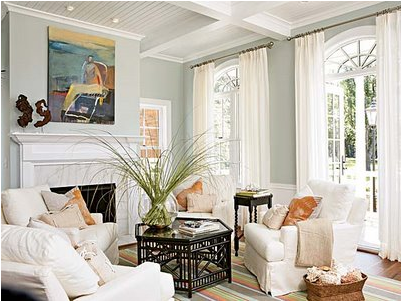 Coastal Design Ideas View In Gallery Natural Fibers And