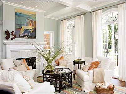 Coastal Living Room Design Ideas | Home Interiors