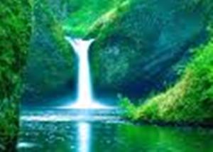 Arti Mimpi Air Terjun Deras