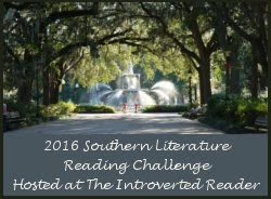 2016 Southern Literature Reading Challenge