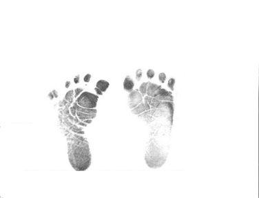 http://www.unique-baby-gear-ideas.com/baby-footprint.html