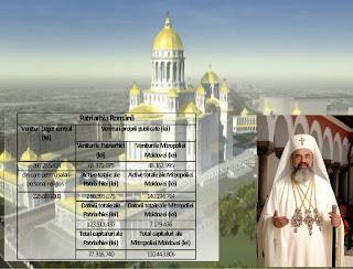 Costtul Catedralei Mântuirii Neamului 2013