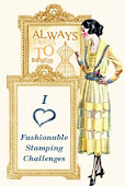 Fashionable Stamping Challenge