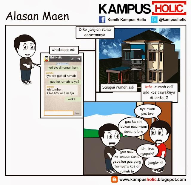#338 Alasan Maen