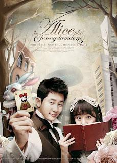 Nàng Alice Phố Cheongdam-dong