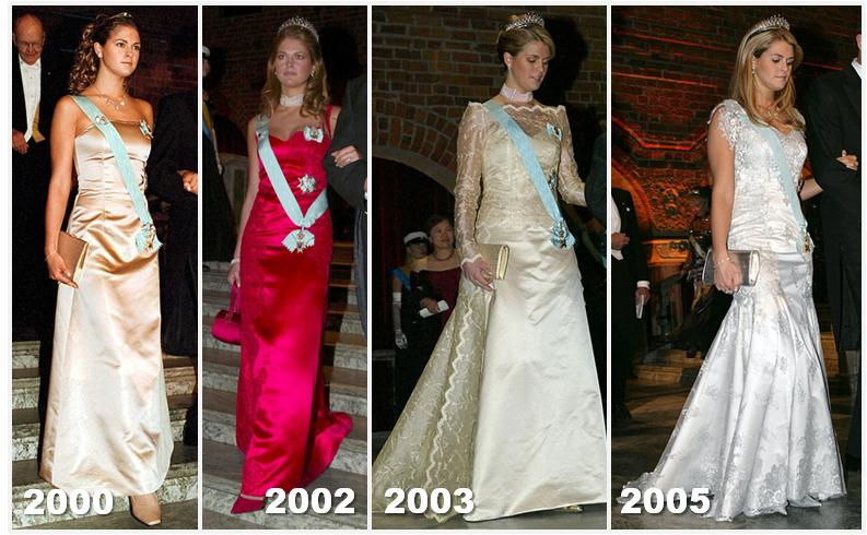 The Royal Order of Sartorial Splendor: Flashback Friday: Madeleine ...