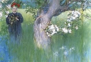 Czeslaw Milosz (Pintura: Carl Larsson)
