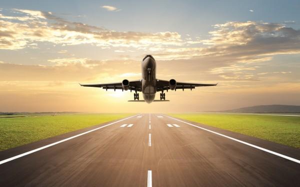 Plataforma de un aeropuerto