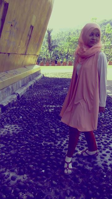 blogger hijab Indonesia 2015