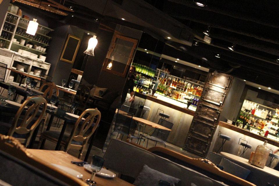 Bcn sunset ura restaurante en barcelona - Restaurante ken barcelona ...
