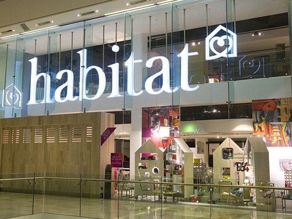 Homebuildlife Hbl Retail Habitat Stores Outside London Set To Shut As Home Retail Closes In On