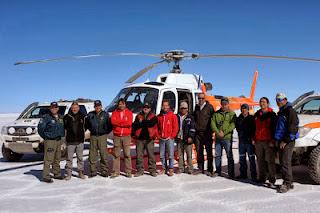 Dakar Por Bolivia - Salar de Uyuni - Dakar 2014 - Uyuni