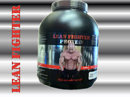 Lean Fighter Protein Supplement