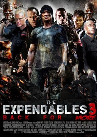 The Expendables 3 { 2014 } Blu-Ray Free Download