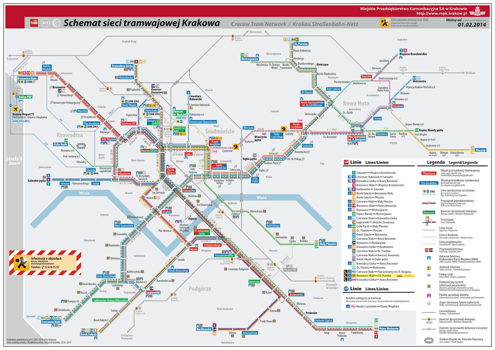plan podróży pkp