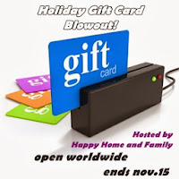 Holiday $200 Gift Card Blowout #Giveaway